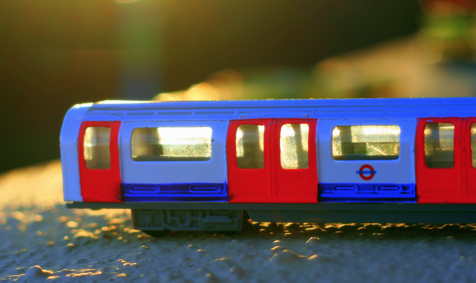 how to get around on the london tube